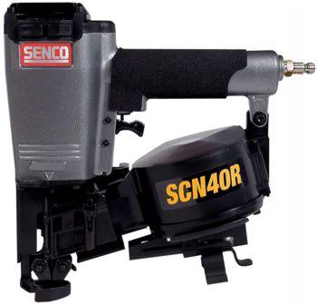 Senco Scn40r Roofing Coil Nailer